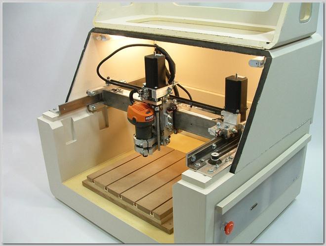 Momus Cnc Benchtop Diy Router Plans Machine Images